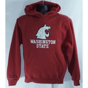Washington State University Sweatshirt Hoodie S